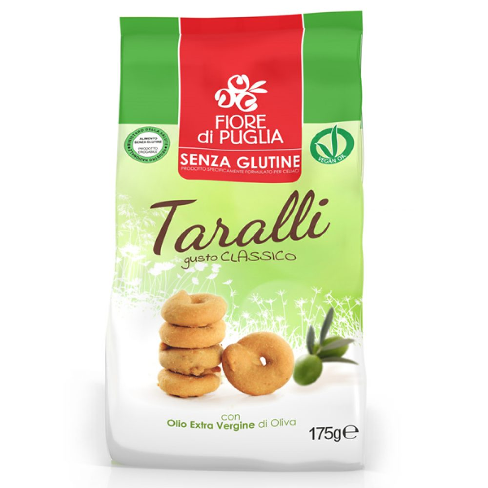 Taralli senza glutine classico