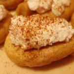 Taralli con Crema di Prosciutto e Paprika