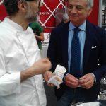 Chef Bottura sceglie i prodotti Fiore di Puglia