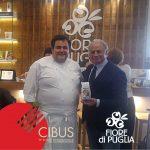 Collaborazione con lo chef Gennaro Esposito - Fiore di Puglia