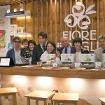 Lo staff di Fiore di Puglia al CIBUS 2018 - Taralli Fiore di Puglia