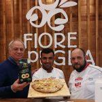 Fiore Di Puglia Pizza con zucca e taralli al peperoncino - Taralli Fiore di Puglia
