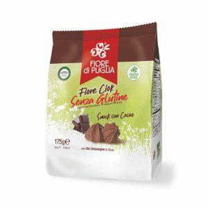 FioreCiok Senza Glutine Gusto Cioccolato