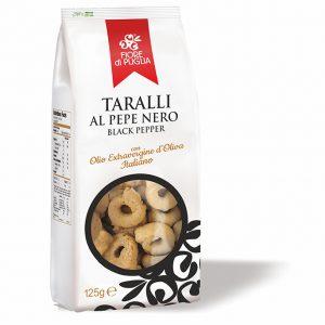 Taralli gusto Pepe Nero