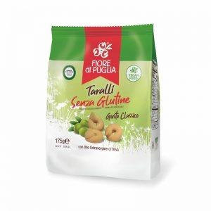 Taralli Senza Glutine Gusto Classico