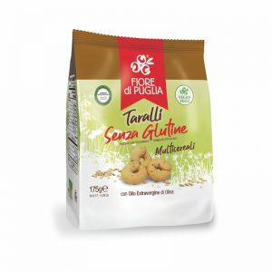 Taralli Senza Glutine Gusto Multicereale